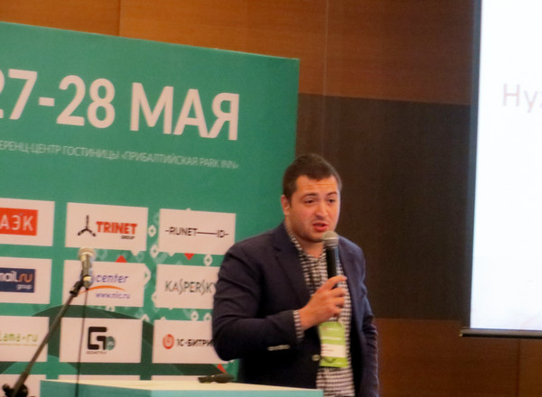 Олег Шестаков, руководитель рекламно-консалтингового агентства Rush