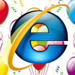 Интернет Эксплореру исполнится 15 лет