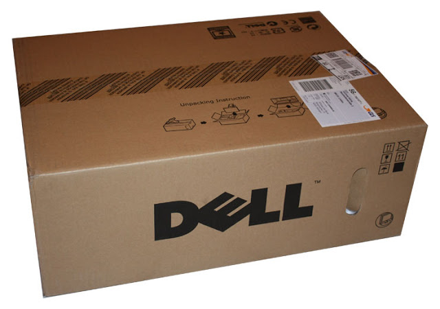 Упаковка для монитора Dell 2209WA (s)