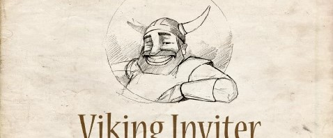 Viking-Inviter