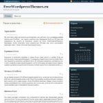 Бесплатный премиум-шаблон для WordPress