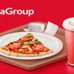Обзор сайта компании Pizza Group