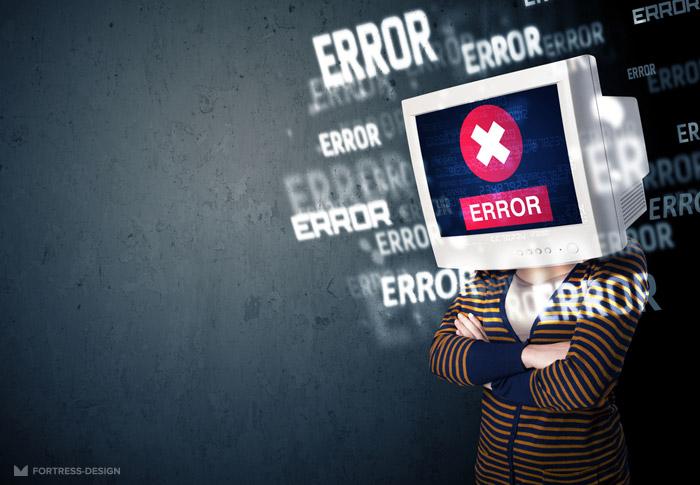 Ссылки в статусе Error