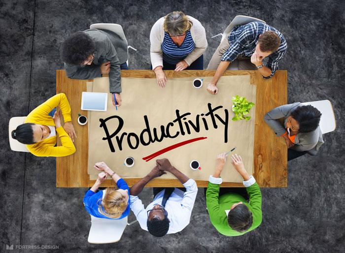 Способы повышения продуктивности