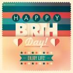 Сегодня мой День рождения