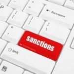 Какие типы санкций бывают?