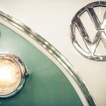 Volkswagen. Правила построения логотипа