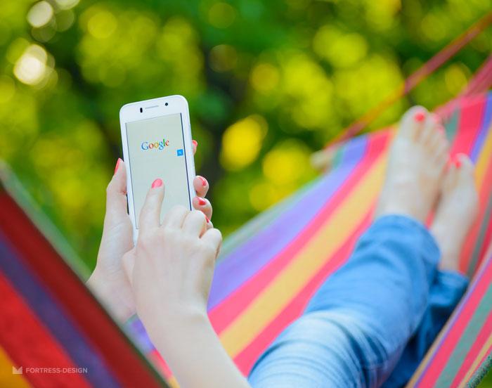 Оптимизация сайтов для смартфонов и плашетов