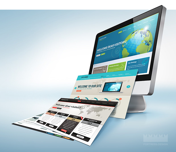 Концепт веб-дизайна