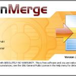 WinMerge — программа для визуального сравнения текстовых документов