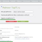 Открыт TopTL.ru — рейтинг веб-мастеров Trustlink