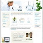 Технологии создания сайта Вишфа
