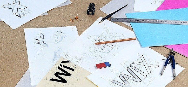 wix-logo-design