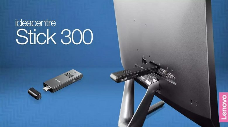 Подключение Lenovo Ideacentre Stick 300