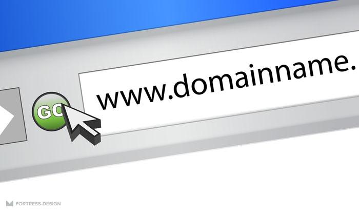 Выбор названия домена для сайта