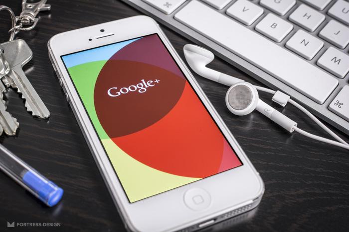 Cсылка на профиль в Google+