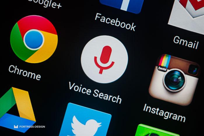Голосовой поиск Google
