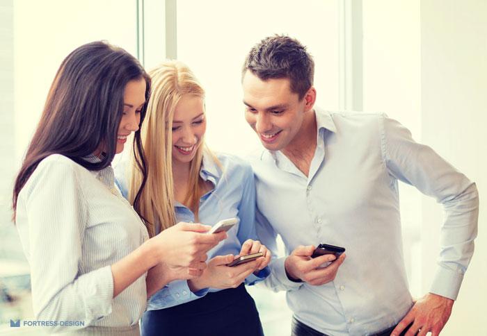 Пользователи мобильных устройств