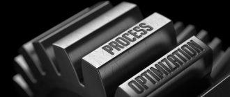 Процесс оптимизации